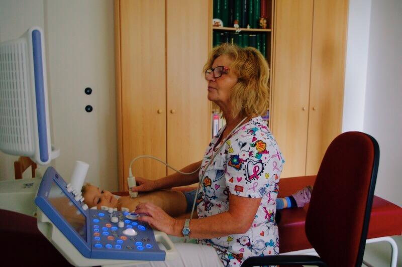 MUDr. Jarmila Kardošová